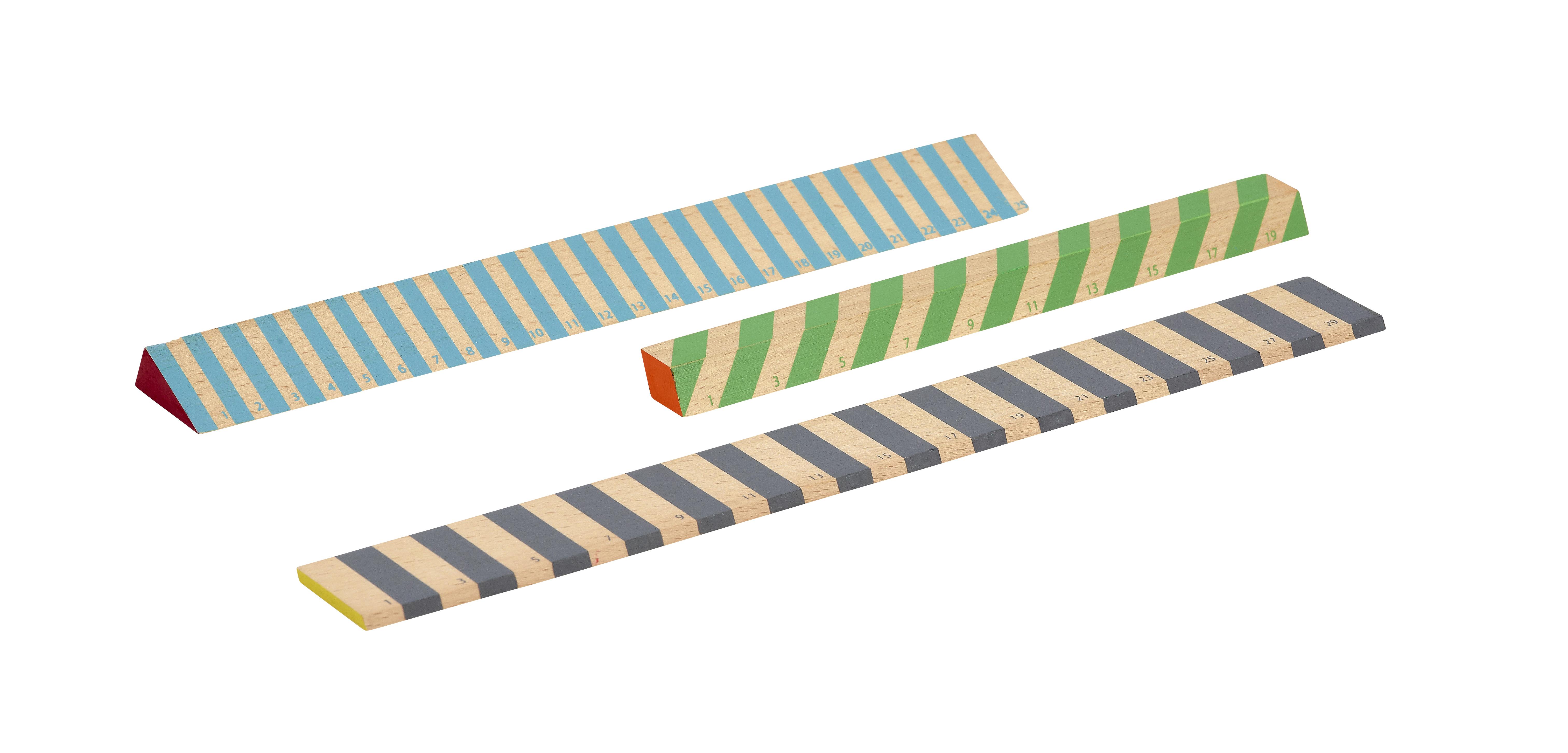 Wooden Ruler 01