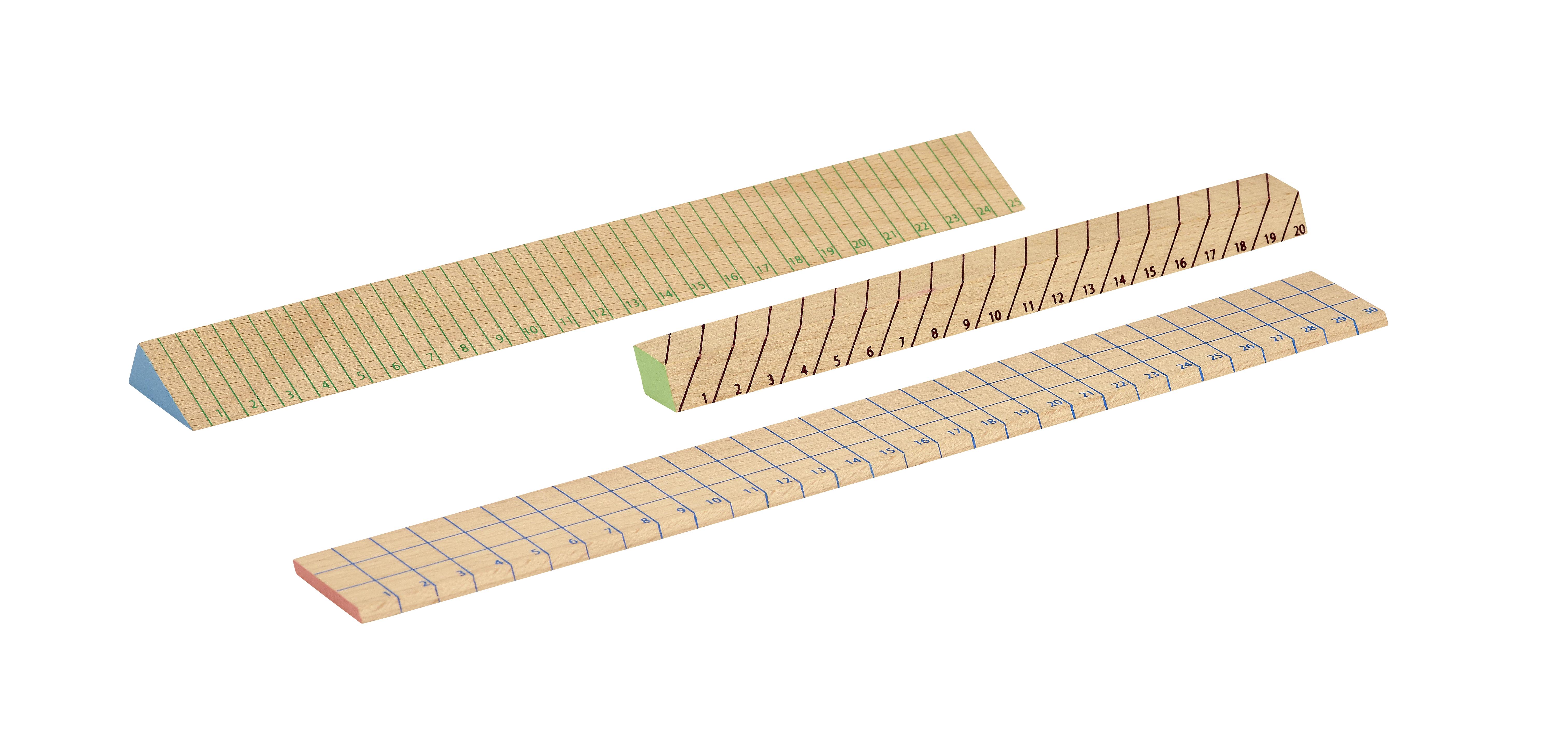 Wooden Ruler 02